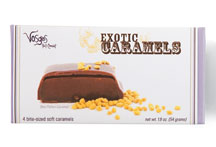 Vosages exotic caramels