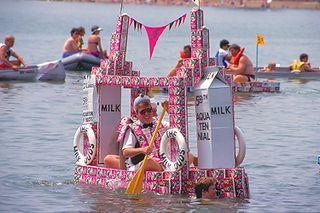 Milkcartonrace