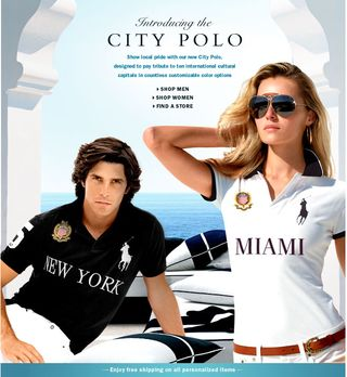 Customize Your Own Ralph Lauren City Polo Best Of Portland