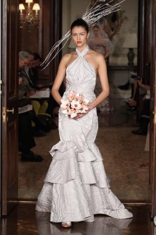 Carolina Herrera Bridal SS 2011 2