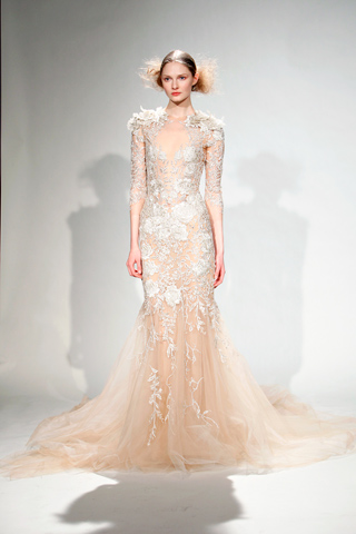 Marchesa oscar appropriate