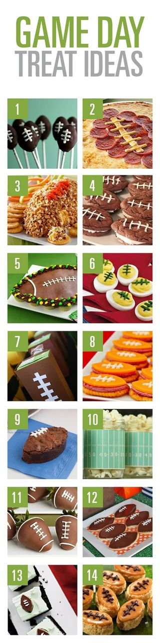 Superbowl Snack Ideas